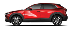 Logo Mazda - CX30