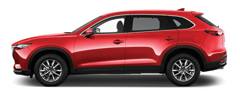 Logo Mazda - CX9