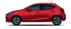 Logo Mazda - Mazda 2