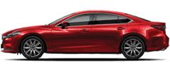 Logo Mazda - Mazda 6