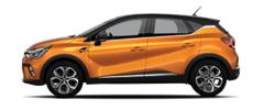 Logo Renault - Captur