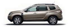 Logo Renault - Duster