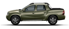 Logo Renault - Oroch