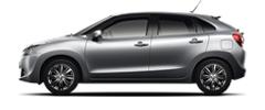 Logo Suzuki - BALENO