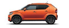 Logo Suzuki - Ignis