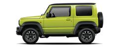 Logo Suzuki - New Jimny