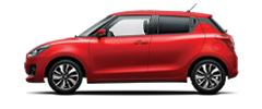 Logo Suzuki - Swift